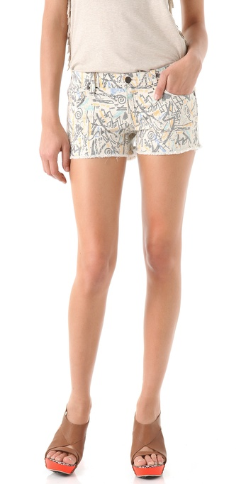 Genetic Ivy Shorts