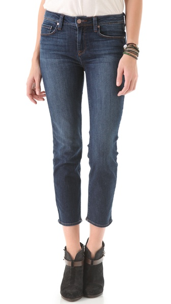 Genetic Denim Emma High Rise Cropped Jeans