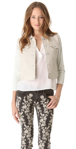 Genetic Denim The Ryder Crop Jacket