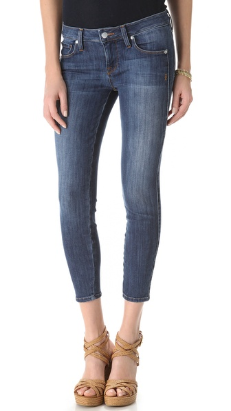 Genetic The Ava Cropped Jeans