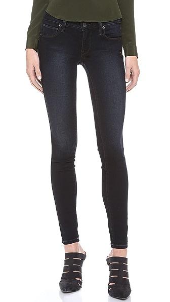Genetic Los Angeles Stretch Dark Skinny Jeans