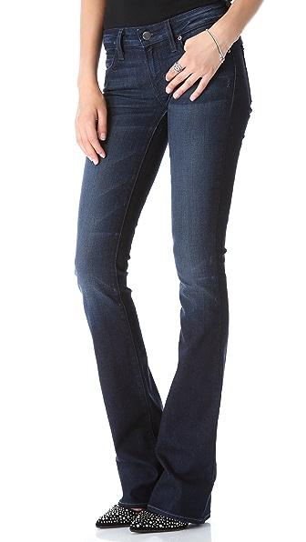 Genetic Los Angeles Dark Boot Cut Jeans