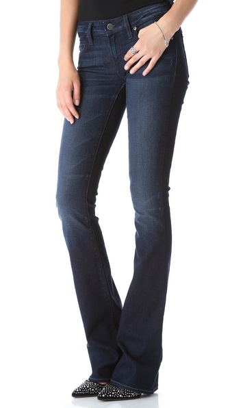 Genetic Dark Boot Cut Jeans