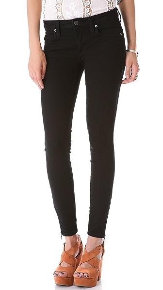 Genetic Los Angeles James Zip Skinny Jeans