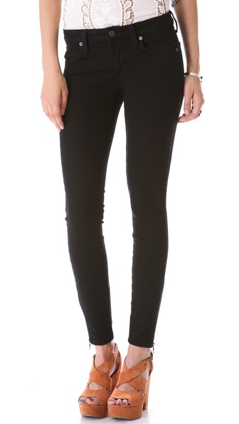 Genetic James Zip Skinny Jeans