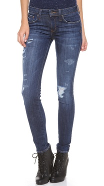 Genetic Denim The Shya Distressed Cigarette Jeans