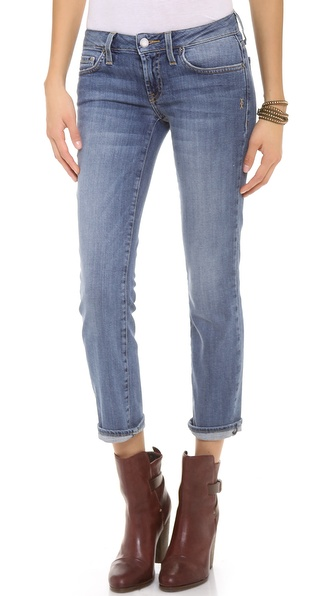 Genetic Denim Liam Crop Skinny Jeans