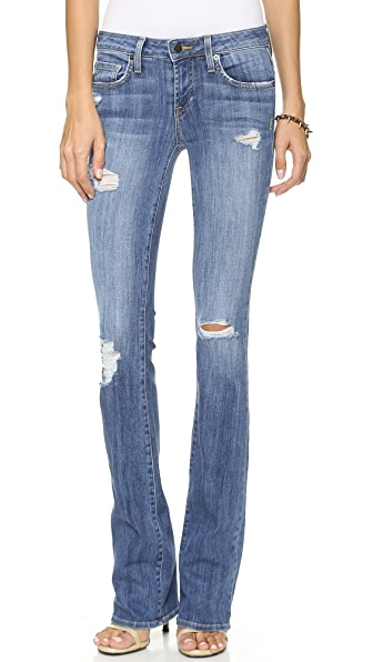 Genetic Los Angeles Riley Slim Boot Cut Jeans