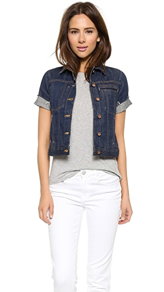 Shop for jean & denim jackets for women at trueufile8d.tk Browse women's jean & denim jackets & vests from top brands like Topshop, Levi's, Hudson & more. Free shipping & returns.