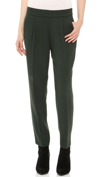 Giada Forte Structured Skinny Pants