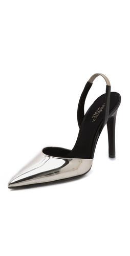 Giambattista Valli Slingback Specchio Pumps at Shopbop.com