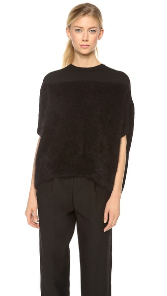 Giambattista Valli Draped Sweater