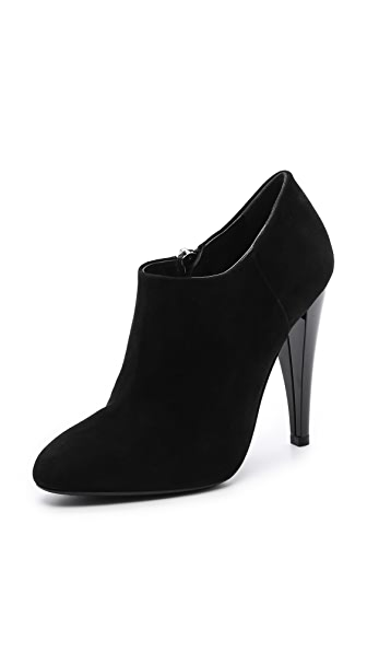 Giambattista Valli Suede Booties