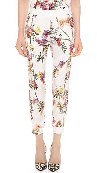 Giambattista Valli Twill Jogging Pants