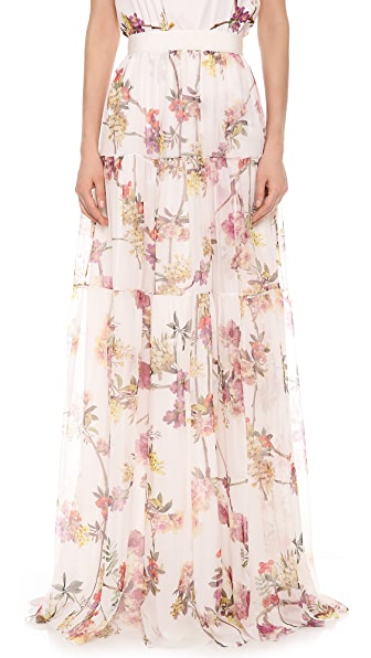 Giambattista Valli Maxi Skirt