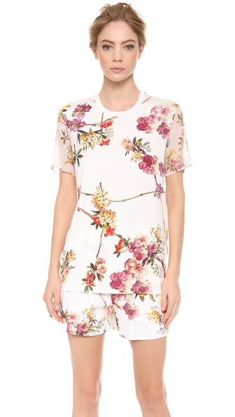 Giambattista Valli Twill T-Shirt
