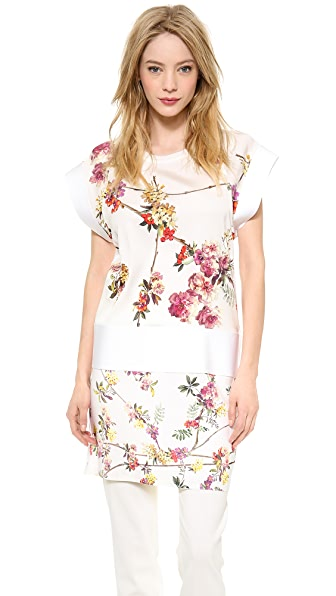 Giambattista Valli Short Sleeve Tunic