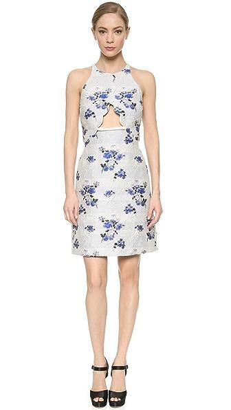 Kupi Giambattista Valli haljinu online i raspordaja za kupiti Giambattista Valli Sleeveless Dress Blue online