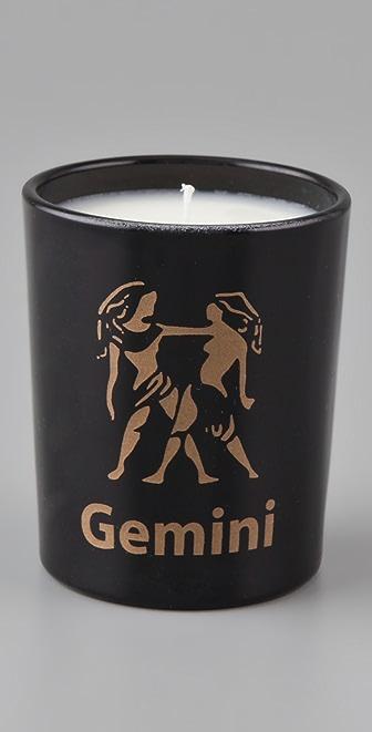 Gift Boutique Modern Alchemy Zodiac Candle Book
