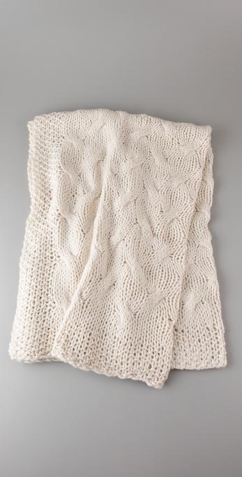 Gift Boutique Malibu Throw Blanket
