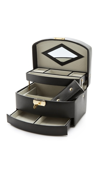 Gift Boutique Three Level Jewelry Box