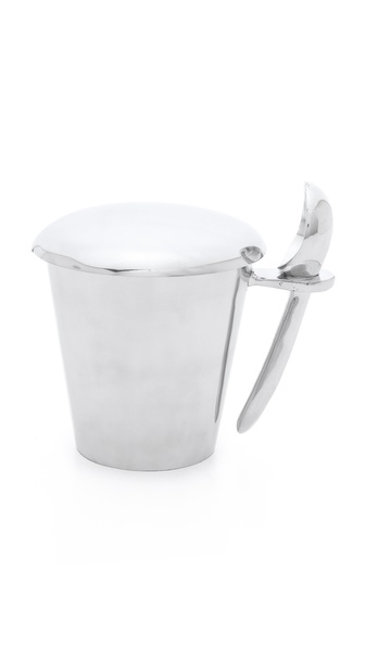 Gift Boutique Lunares Pint Ice Cream Holder & Scoop