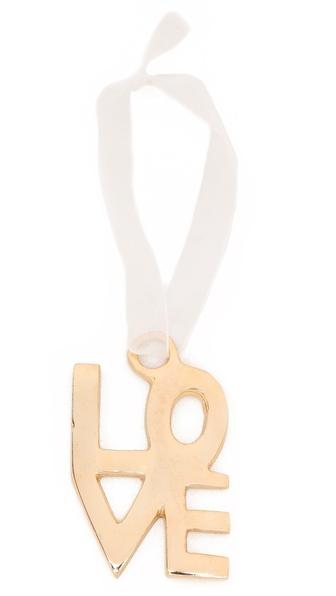 Gift Boutique Lunares Love Ornament