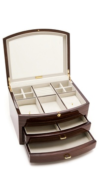 Gift Boutique Multi Level Jewelry Box