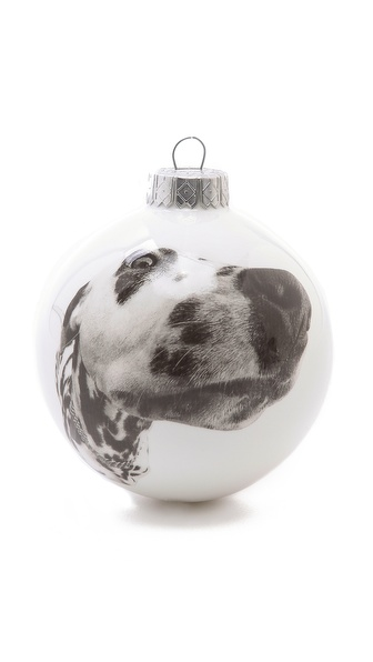 Gift Boutique Reiko Kaneko Spot the Dog Christmas Bauble Ornament