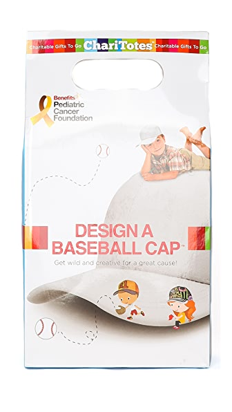 Gift Boutique Design A Baseball Cap Kit