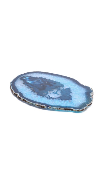 Gift Boutique Rablabs Ita Large Plate - Azure