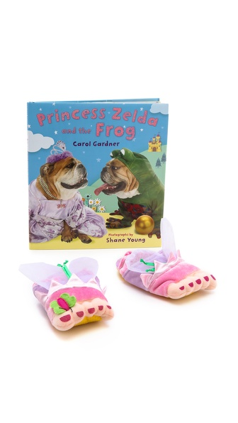 Gift Boutique Princess Zelda and The Frog Book Set