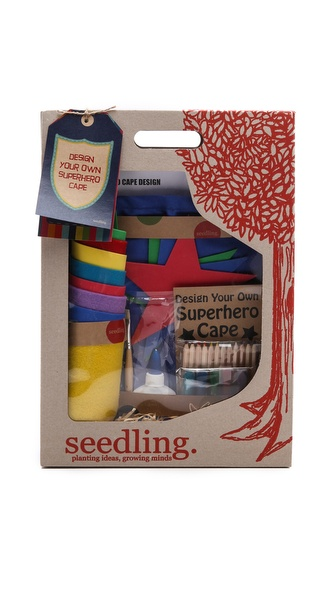 Gift Boutique Design Your Own Superhero Cape Kit