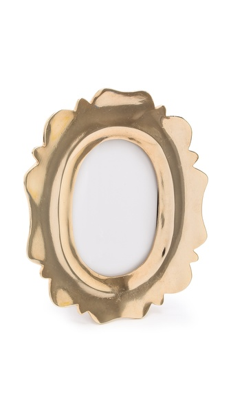 Gift Boutique Lunares 4x6 Chantilly Frame
