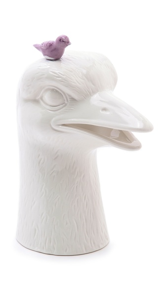 Gift Boutique The King's Subject Ostrich Vase