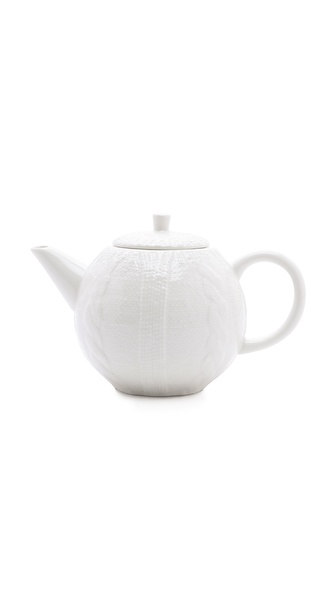 Gift Boutique Classic Sweater Teapot