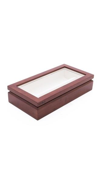Gift Boutique OYOBox Sunglasses Mahogany Box