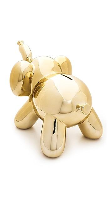 礼物精品馆 气球大象存钱罐