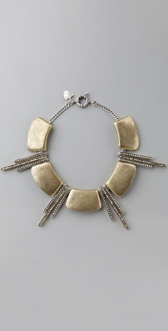 Giles & Brother Irular Collar Necklace