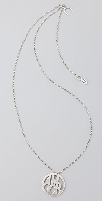 Giles & Brother Amor Pendant Necklace