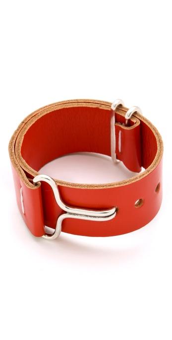 Giles & Brother Wide Visor Bracelet