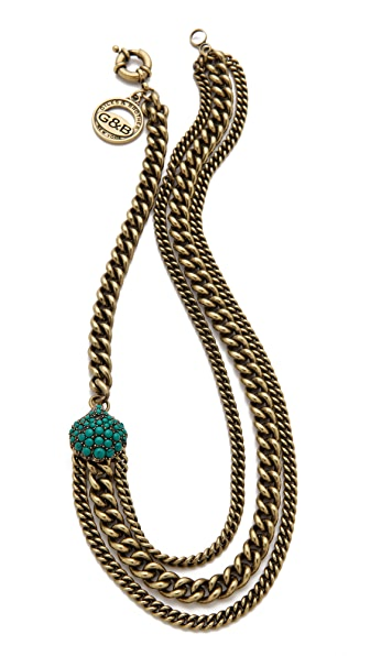 Giles & Brother Encrusted Circe Necklace