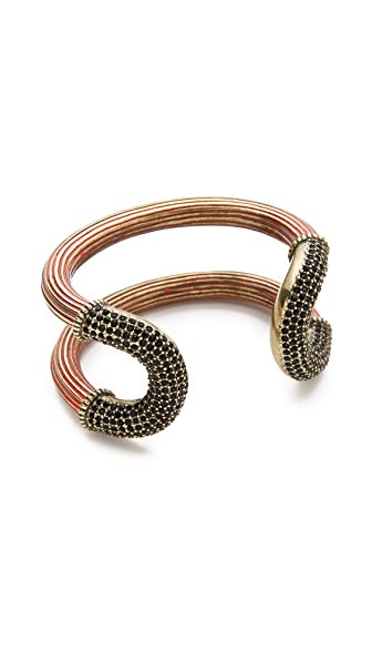 Giles & Brother Encrusted Cortina Cuff