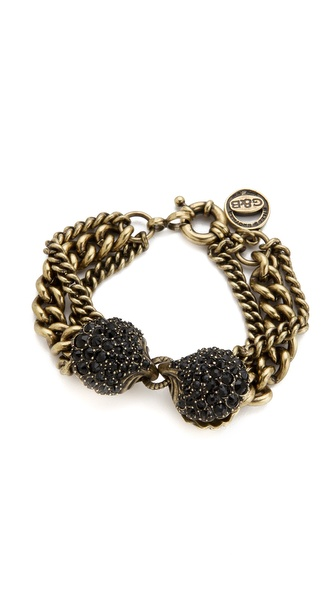 Giles & Brother Encrusted Circe Bracelet