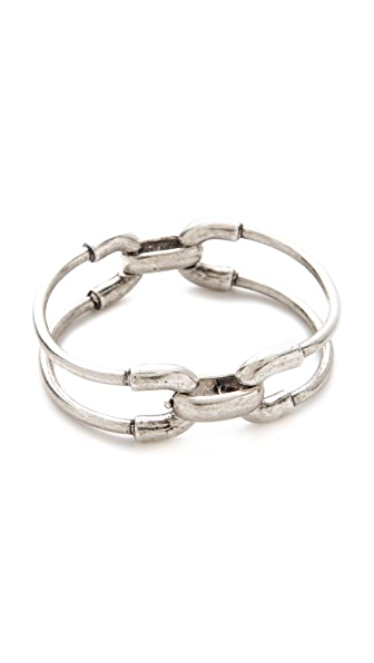 Giles & Brother Double Cortina Bracelet