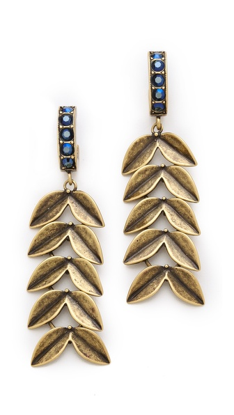 Giles & Brother Victory Chain Earrings