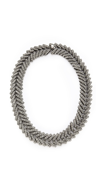 Giles & Brother Encrusted Ceres Collar
