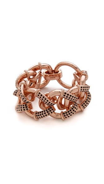Giles & Brother Encrusted Cortina Bracelet