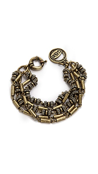Giles & Brother Pave Bundle Bracelet