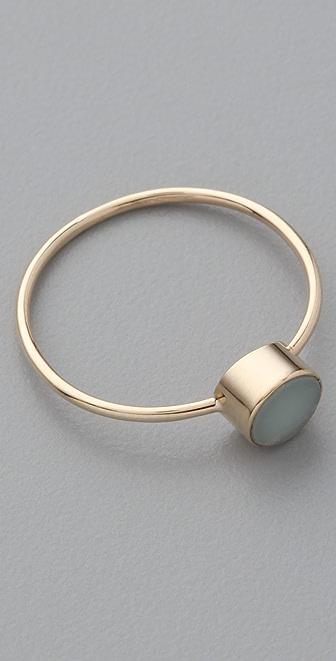 ginette_ny Round Amazonite Ring